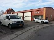 D.A.K - Dit AutovÆrksted Køge Zoffmandsvej 6-8 4600 Køge
